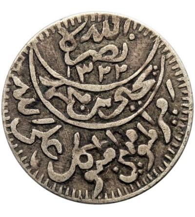 Yemen 1/8 Imadi Riyal AH 1322 / 1349 - 1930 AD