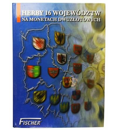 Kolekcja monet 2 złote 2004-2005, 16 sztuk Herby Województw