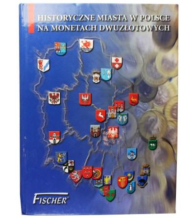 Kolekcja monet 2 złote 2005-2007, 32 sztuki Historyczne Miasta w Polsce