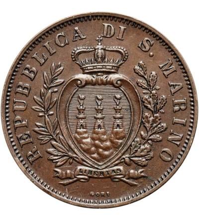 San Marino 10 Centesimi 1894 R