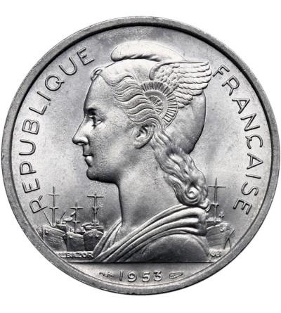 Madagaskar 5 franków 1953
