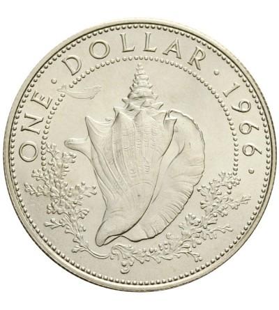 Wyspy Bahama 1 dolar 1966