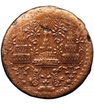 Tajlandia 1/2 Fuang (1/16 Baht) 1865