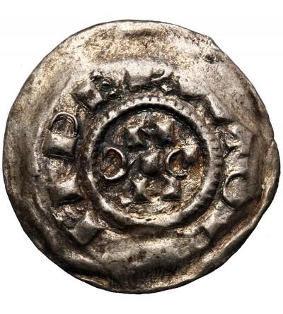 Italy - Milan. Denaro Scodellato ND, Henry II 1014-1024 AD
