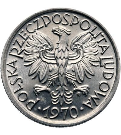 Polska 2 złote 1970, jagody