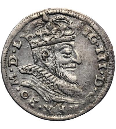 Polska. Zygmunt III Waza. Trojak (3 grosze) 1590, Wilno