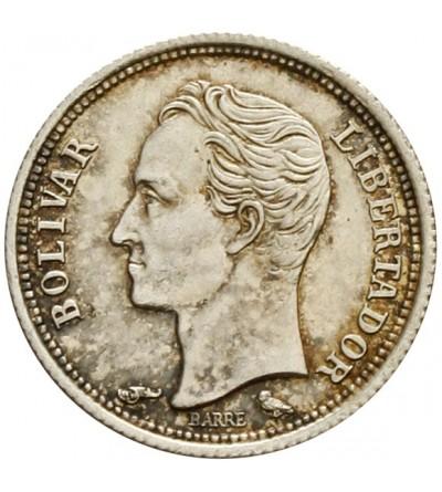 Wenezuela 25 centimos 1960