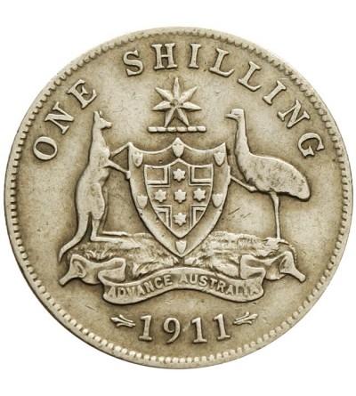 Australia 1 szyling 1911