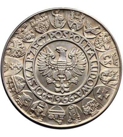 Polska 100 złotych 1966, Mieszko i Dąbrówka
