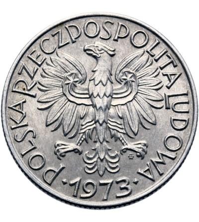 Polska 5 złotych 1973, rybak