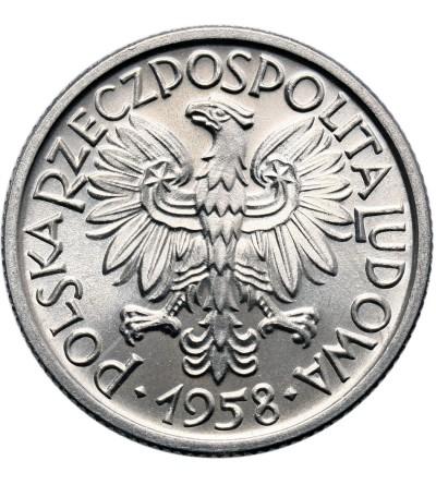 Polska 2 złote 1958, jagody