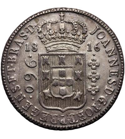 Brazylia 960 Reis 1816 B, Bahia