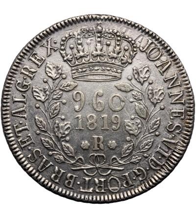 Brazylia 960 Reis 1819 R, Rio de Janeiro
