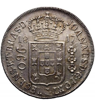 Brazylia 960 Reis 1817 R, Rio de Janeiro