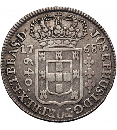 Brazylia 640 Reis 1768