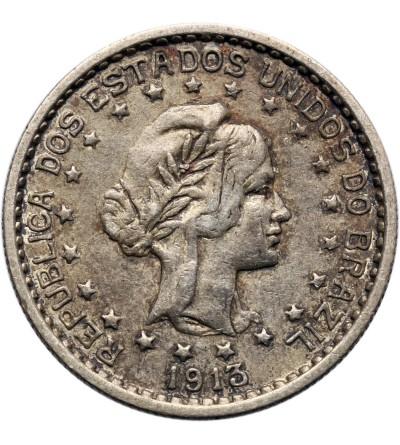 Brazylia 500 Reis 1913 A