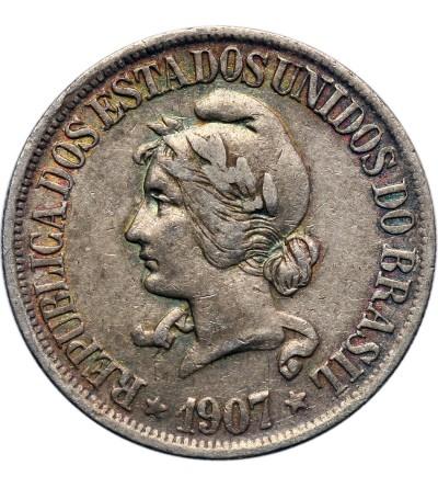 Brazylia 500 Reis 1907