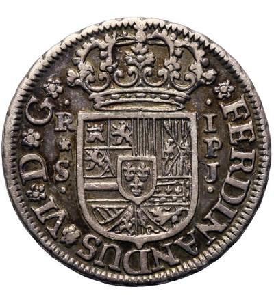 Hiszpania 1 Real 1753 S PJ, Sevilla