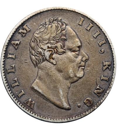 Indie Brytyjskie 1 rupia 1835 F