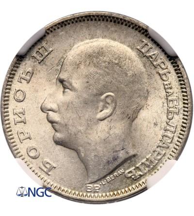 Bułgaria 20 Lewa 1930 BP - NGC MS 64