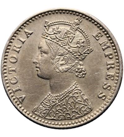 India British 1/4 Rupee 1887 B