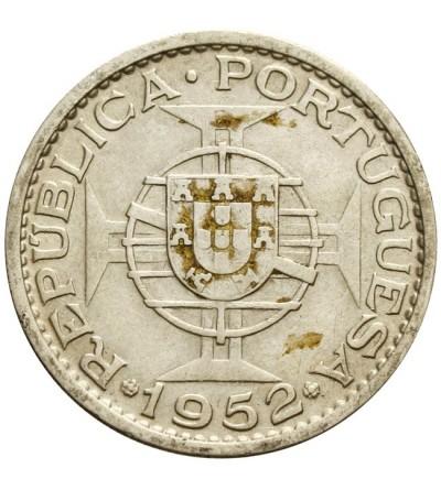 Mozambik 20 escudos 1952