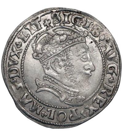 Polska. Grosz na stopę litewską 1546, Wilno