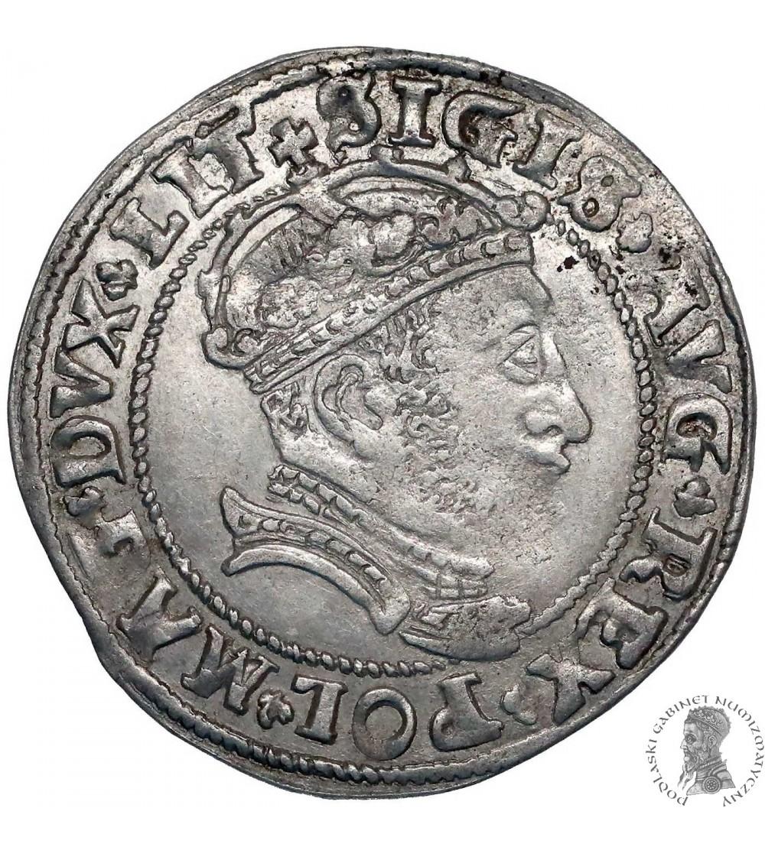 Poland/Lithuania. Grosz 1546, Vilnius Mint