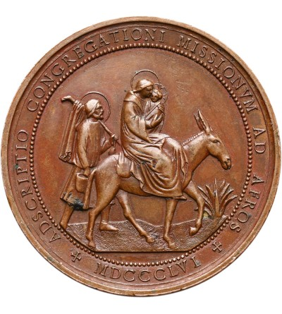 Africa. Egypt Missionary Society, Copper Medal 1856