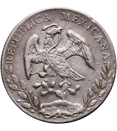 Meksyk 8 reali 1895 Mo AM
