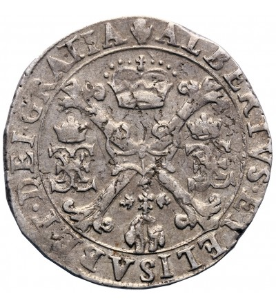 Spanish Netherlands (Belgium) - Brabant. 1/4 Patagon ND (1598-1621), Antwerp