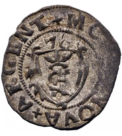 Kurlandia. Gotthard Kettler 1562-1587. Szeląg 1576, Mitawa