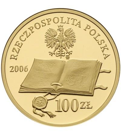 100 złotych 2006, Status Łaskiego