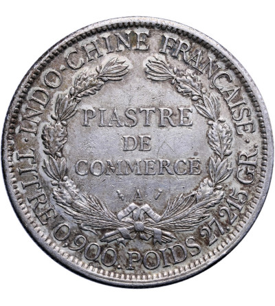French Indo-China Piastre 1886 A