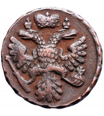 Rosja Denga (1/2 kopiejki) 1741, Moskwa