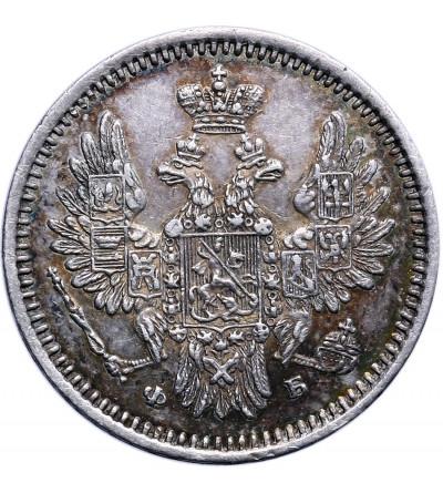 Rosja 5 kopiejek 1856, St. Petersburg