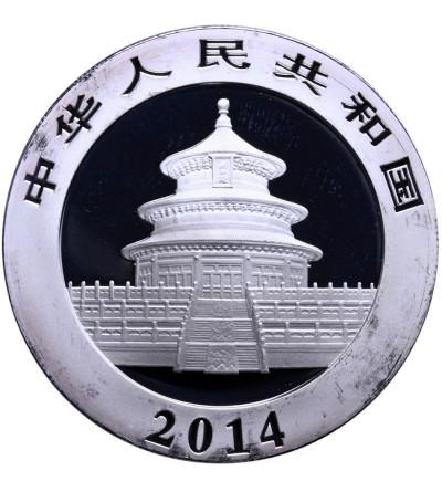 Chiny 10 Yuan 2014, Panda