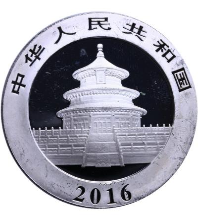 Chiny 10 Yuan 2016, Panda