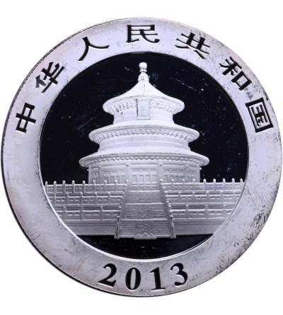 Chiny 10 Yuan 2013, Panda