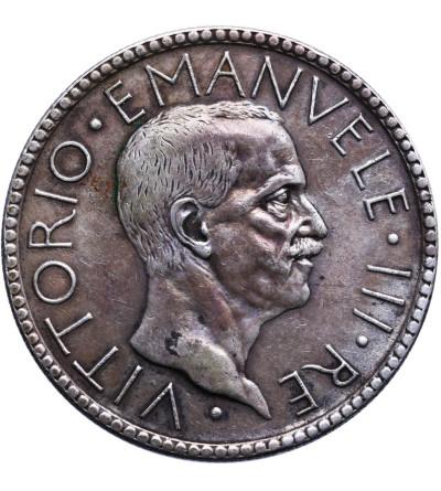 Italy 20 Lire 1928 R