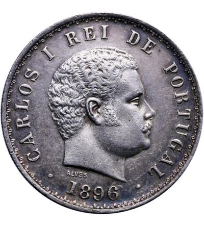 Portugalia 500 Reis 1896