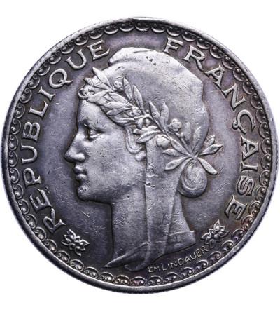 Indochiny Francuskie 1 Piastre 1931