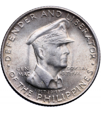 Filipiny 50 Centavos 1947 S