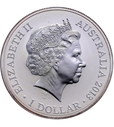 Australia Dollar 2013, Kangaroo - Privat mark F15