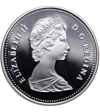 Kanada 1 dolar 1982, Regina - Proof