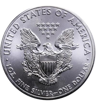 USA 1 dolar 2012, American Eagle, Liberty walking