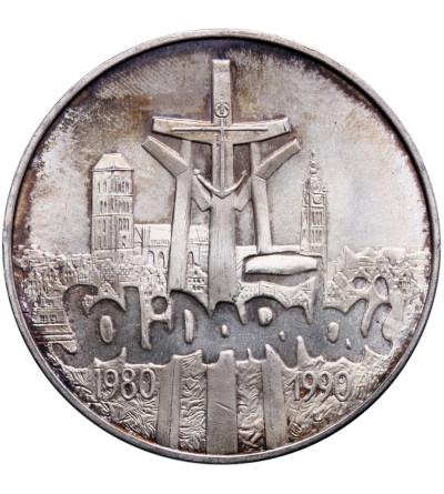 Polska 100000 złotych 1990, Solidarność - typ A