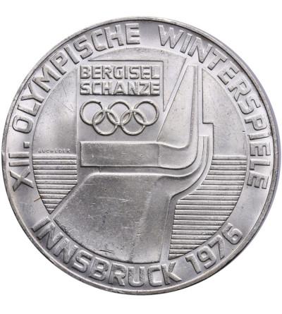 Austria 100 szylingów 1976, Zimowe Igrzyska Olimpijskie w Innsbrucku