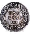 Polska, medal wybity z okazji bitwy pod Beresteczkiem 1651