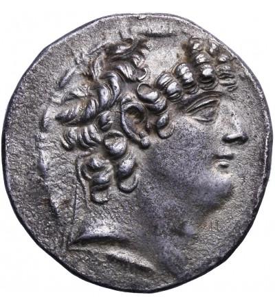 Hellenistic Monarchies. The Seleukid Kingdom. AR Tetradrachm (Antioch ca. 93-83 BC, Philip I Philadelphus